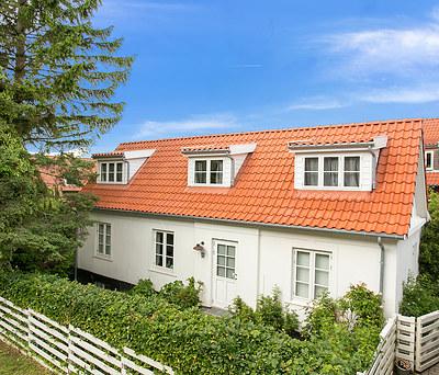 Nyt tegltag med Profile tegl inkl. kviste og Outline vinduer til hus nær København