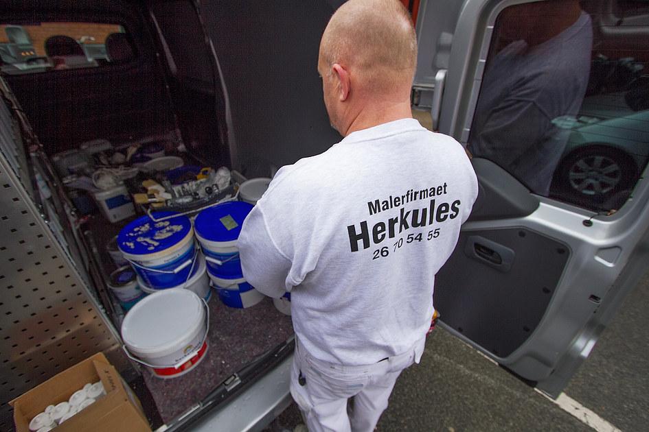Malerfirmaet Herkules 9