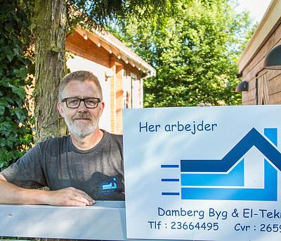 Damberg Byg & El -Teknik