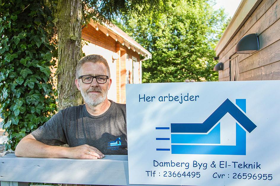 Damberg Byg & El -Teknik 1