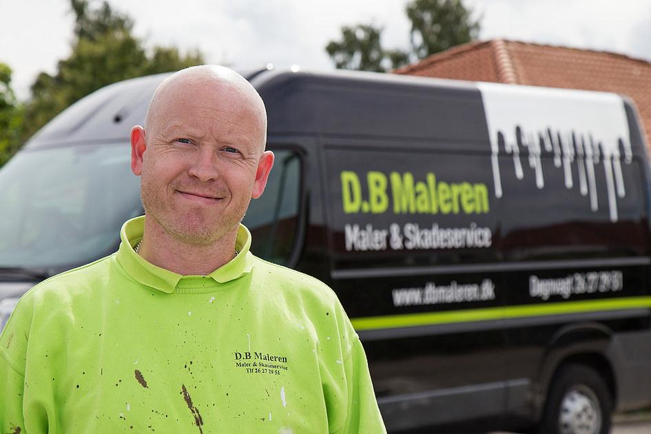 D.B. Maleren v/ Dan Brandtberg 9