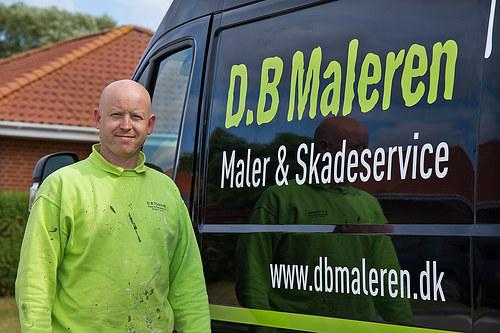 D.B. Maleren v/ Dan Brandtberg