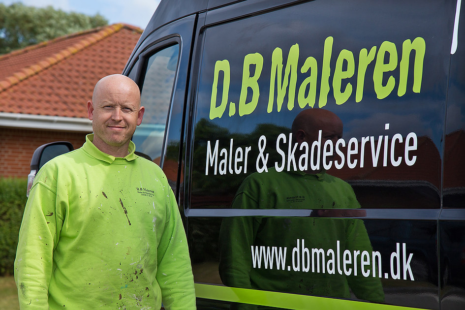D.B. Maleren v/ Dan Brandtberg 3