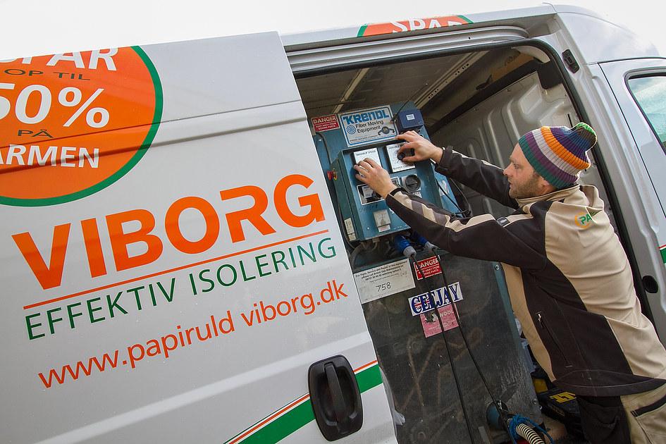 TSS Byg ApS / Papiruld Viborg 8