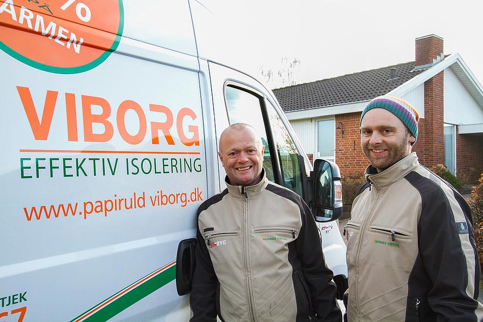 TSS Byg ApS / Papiruld Viborg 7