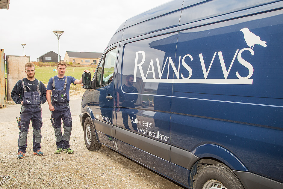 RAVNS VVS ApS 13