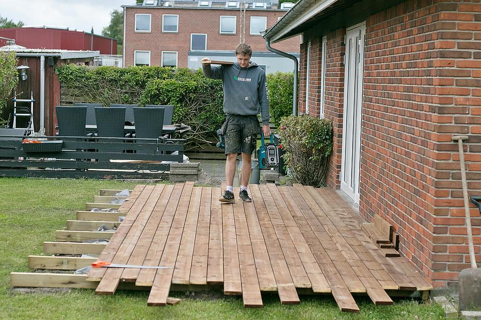 Dickows Tømrer & Haveservice 5