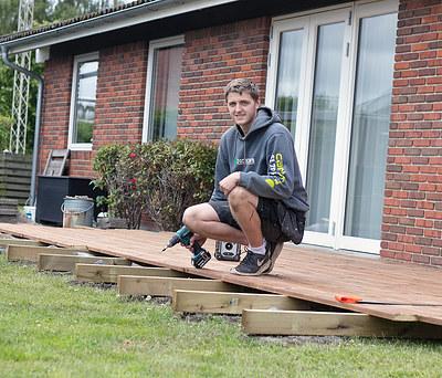 Dickows Tømrer & Haveservice