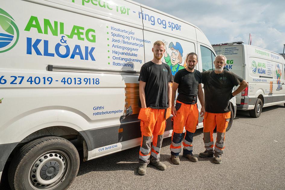 SHS ANLÆG & KLOAK ApS 3
