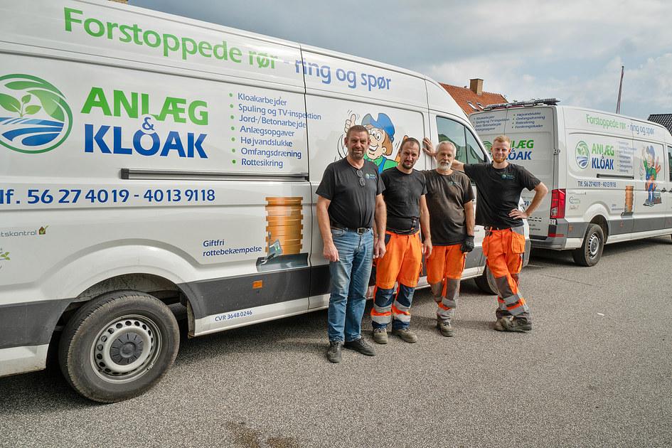 SHS ANLÆG & KLOAK ApS 2