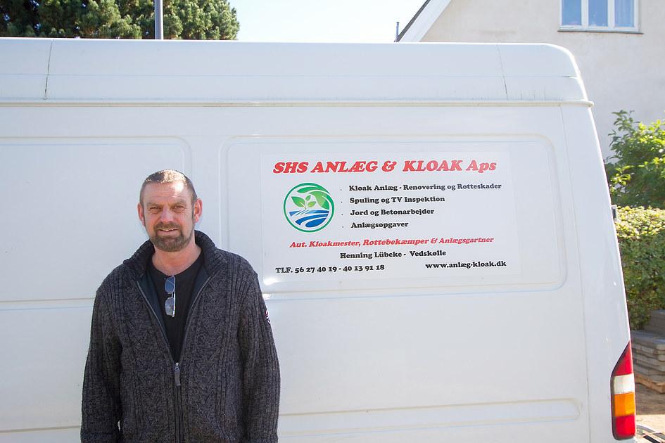SHS ANLÆG & KLOAK ApS 9