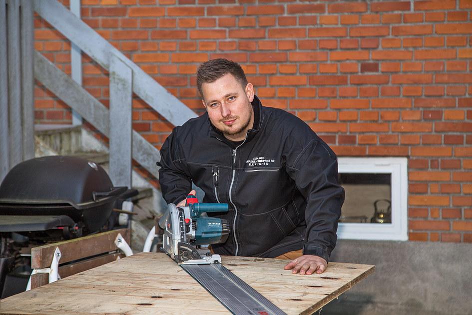 Elkjær Tømrerentreprise IVS 8