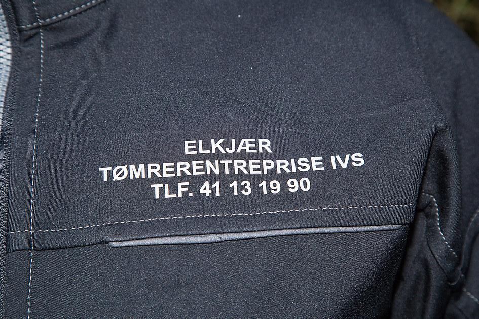 Elkjær Tømrerentreprise IVS 11