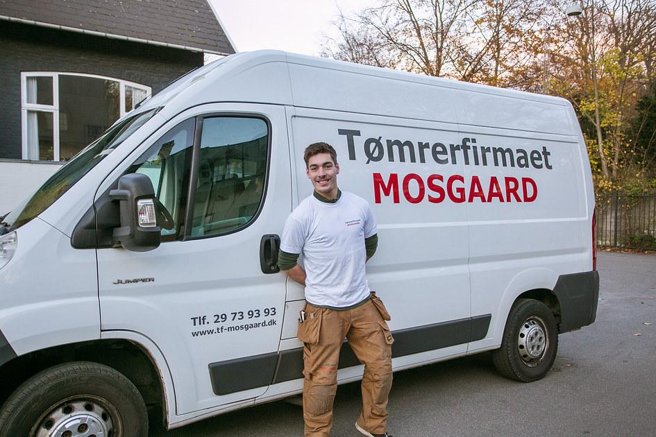 Tømrerfirmaet Mosgaard ApS 1