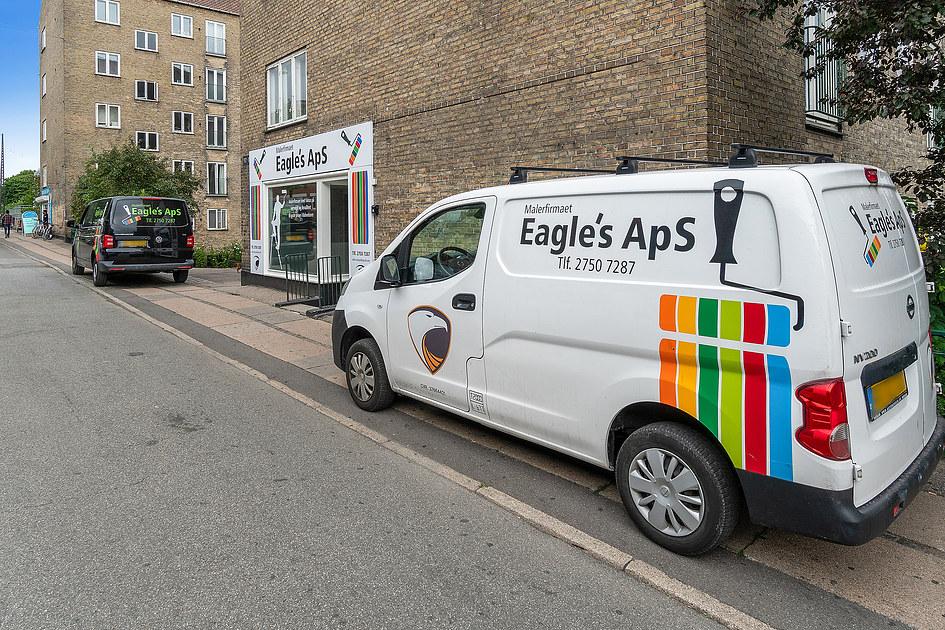 Eagle''s ApS 7