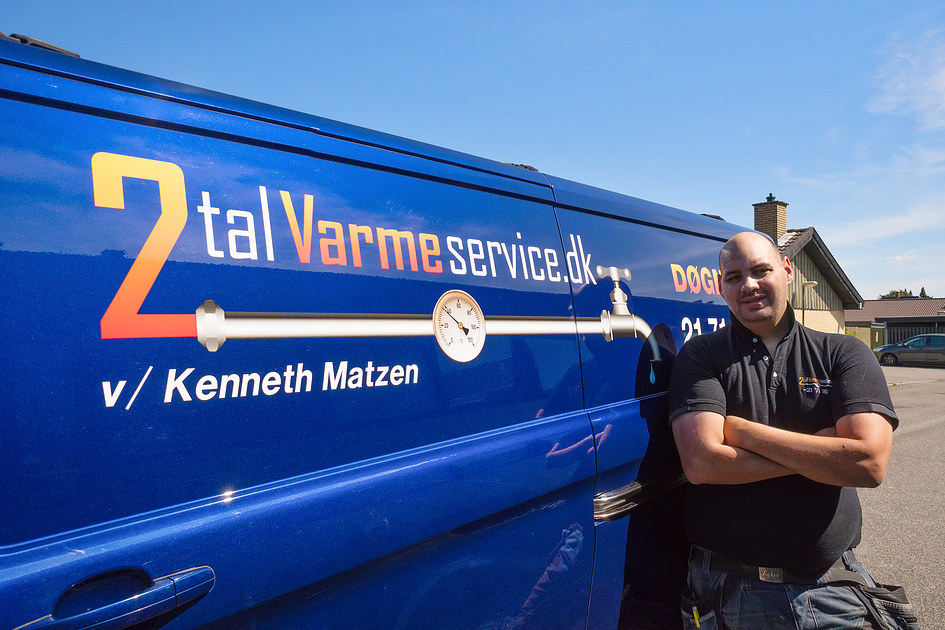 2tal Varmeservice /Kenneth Matzen 6