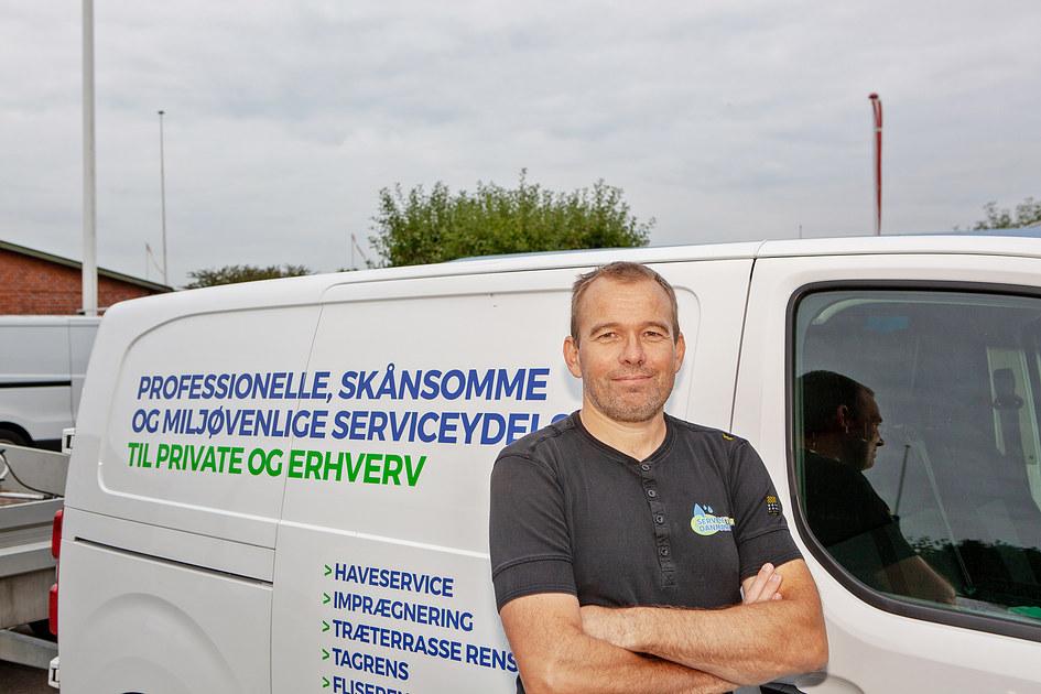 Serviceteam Danmark 21