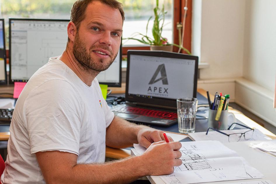 APEX ARKITEKTONICS ApS 7