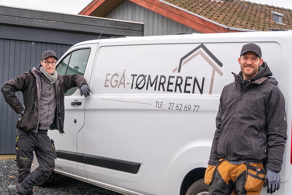 Egå-Tømreren/ Love Arnberg 7