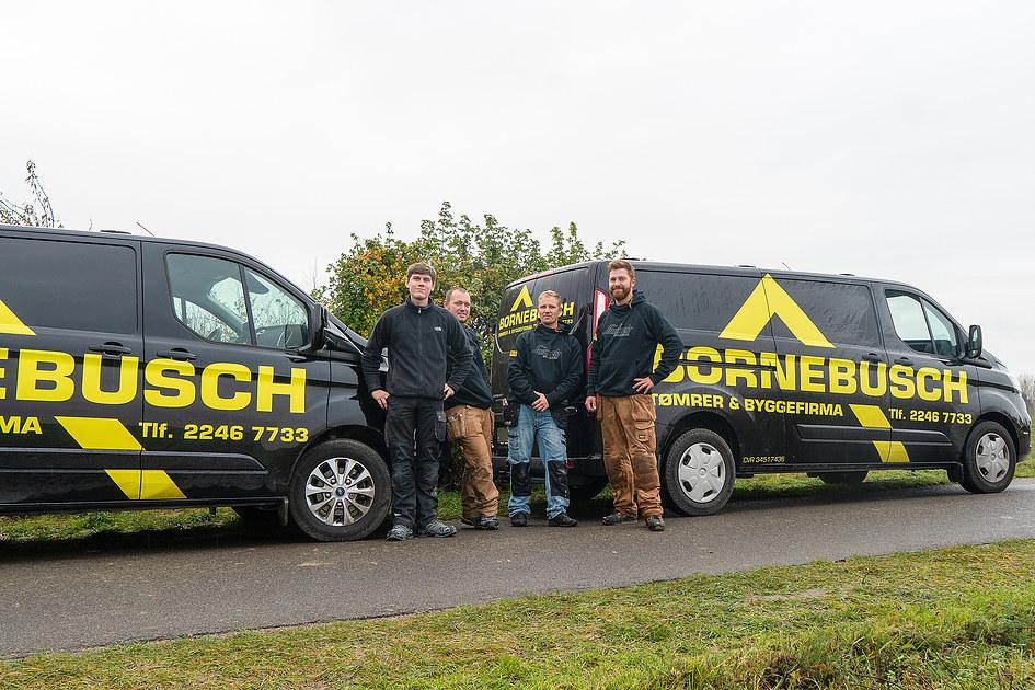 Bornebusch Tømrer & Byggefirma 10