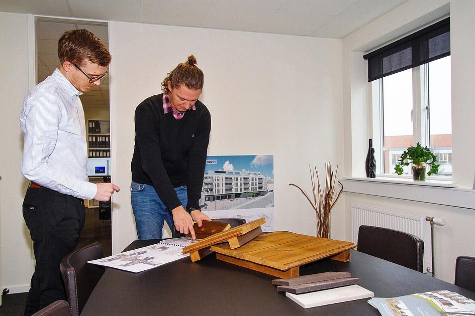 Arkitektfirmaet Signatura ApS 7