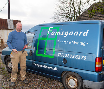 Fomsgaard Tømrer & Montage