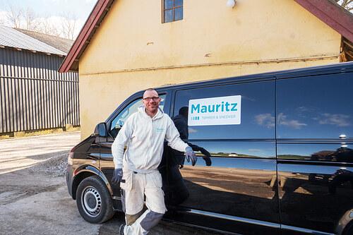 Mauritz tømrer og snedker