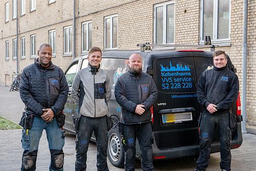 Københavns Vvs & Ventilations Service ApS - 13 anbefalinger