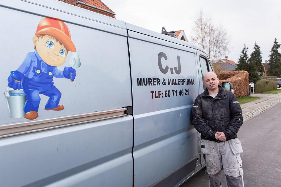 C.J Murer Og Malerfirma 3