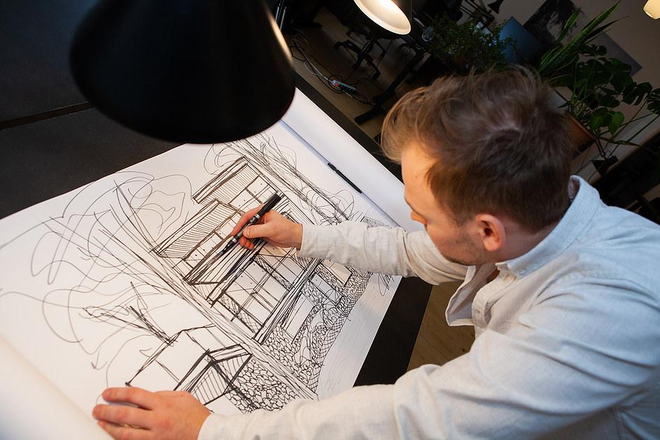 Marfelt Arkitekter 1