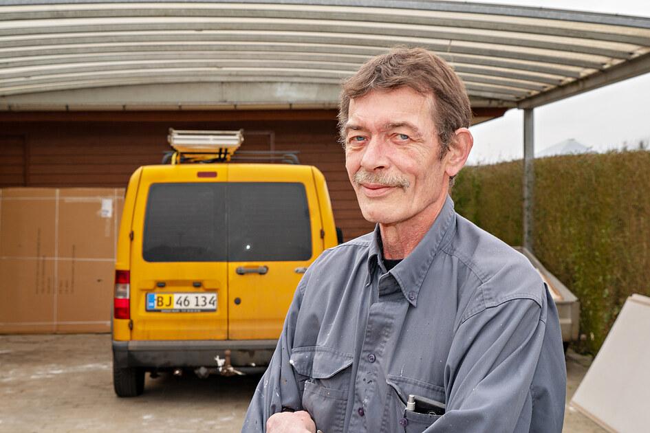Ivan Jacobsen / Tømrer Og Maler 6