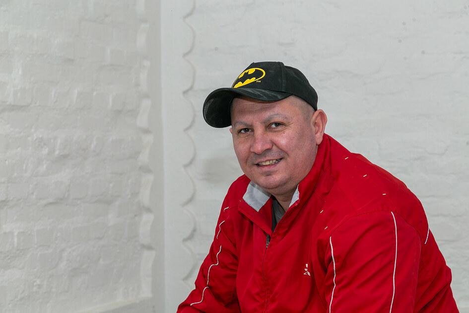Murermester ALIN 8