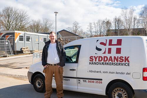 Syddansk Håndværkerservice - 13 anbefalinger
