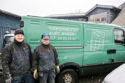 Tømrermester Kurt Jensen