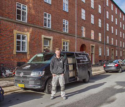 Murermester Kasper Holst