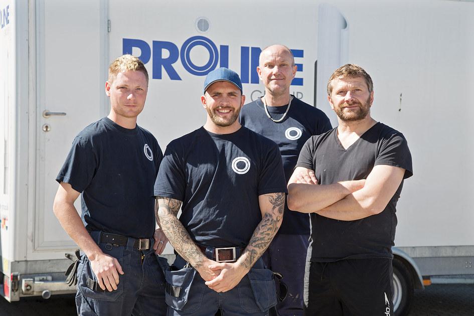 Proline Group ApS 6