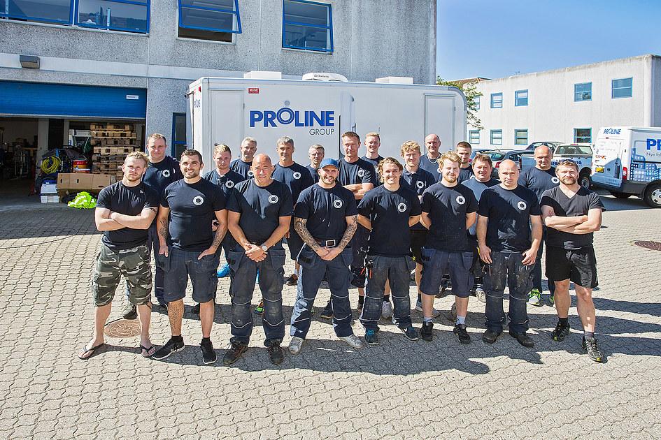 Proline Group ApS 1