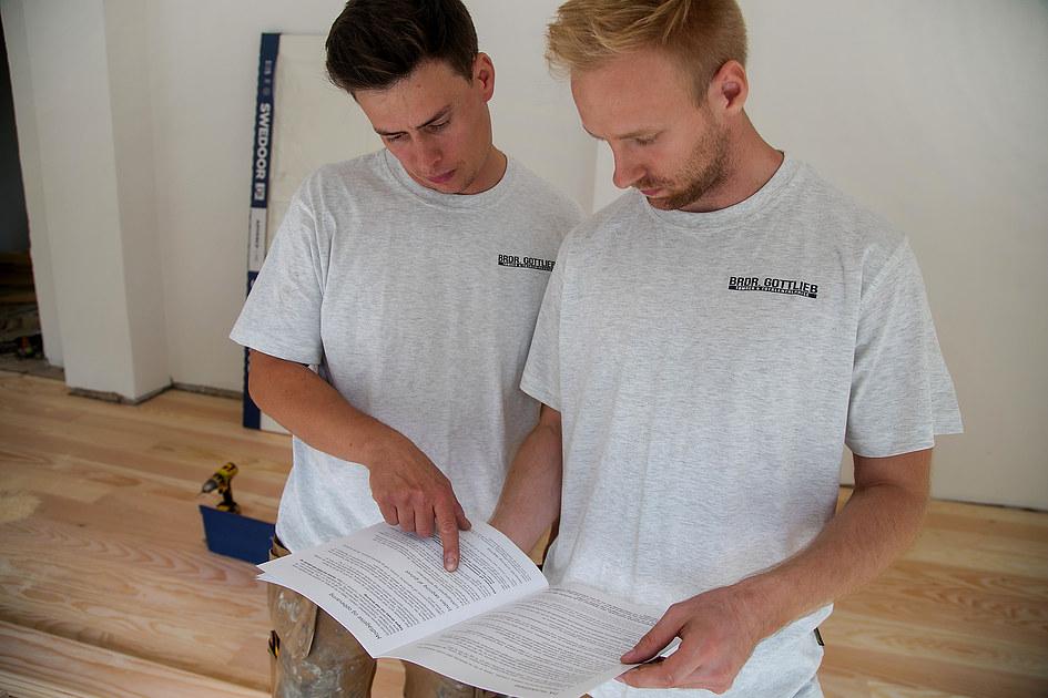 Brødrene  Gottlieb tømrer &  Total entreprise Aps 9