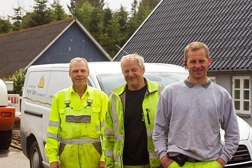 Entreprenørfirmaet Jørgen Skov ApS, Aut. Kloakmester