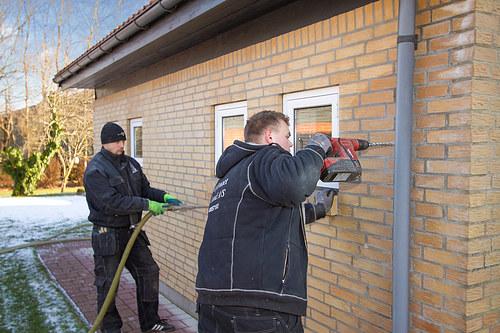 Tømrerfirmaet Bent Lund A/S