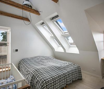 Totalrenovering af 60 m2 1. sal på hus i Skibby nær Frederikssund