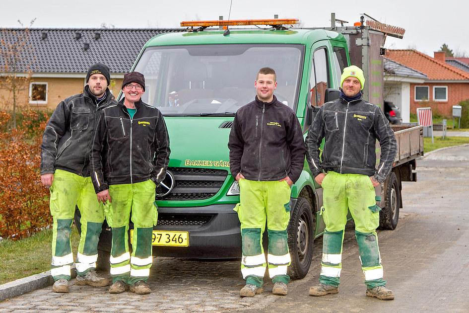 Bakkelygård Entreprenør & Anlæg ApS 11