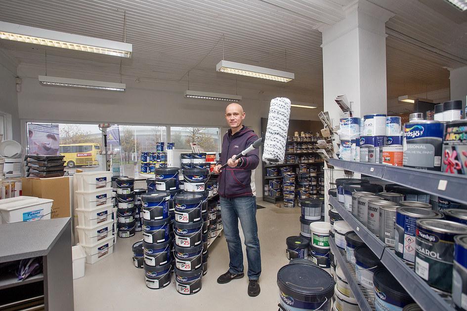 Malermester Leif Nielsen Eftf. A/S 1