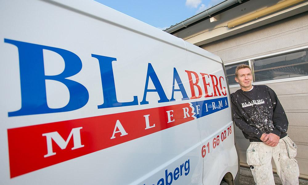 Malerfirma Blaaberg