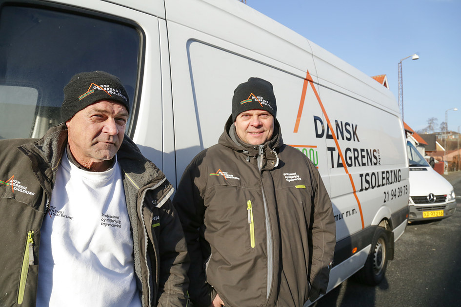 Dansk Tagrens & Isolering ApS 7
