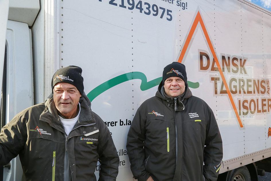 Dansk Tagrens & Isolering ApS 1