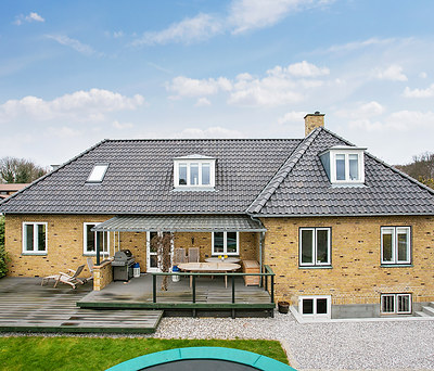 Nyt 265 m2 V. Meyer tegltag i Gentofte nord nær Lyngby