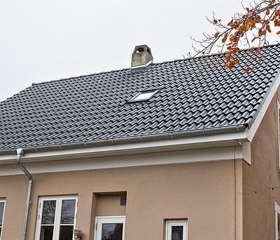 Nyt IBF tegltag og nye dannebrogsvinduer til hus i Odense