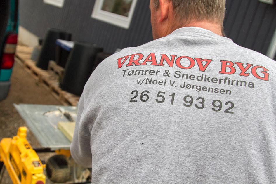 Vranov Byg V/Noel Vranov Jørgensen 8