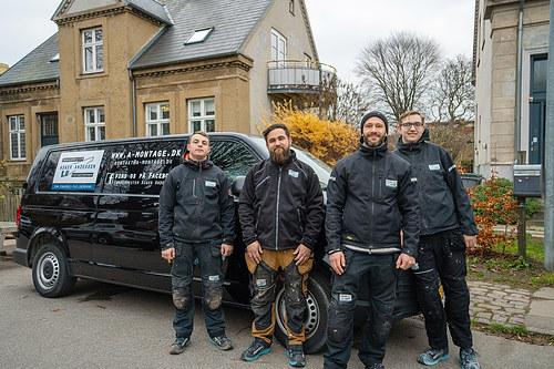 Tømrermester Asger Andersen - Totalentreprise